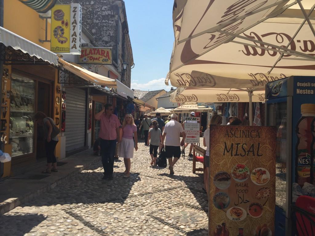 Mostar Eski Şehir