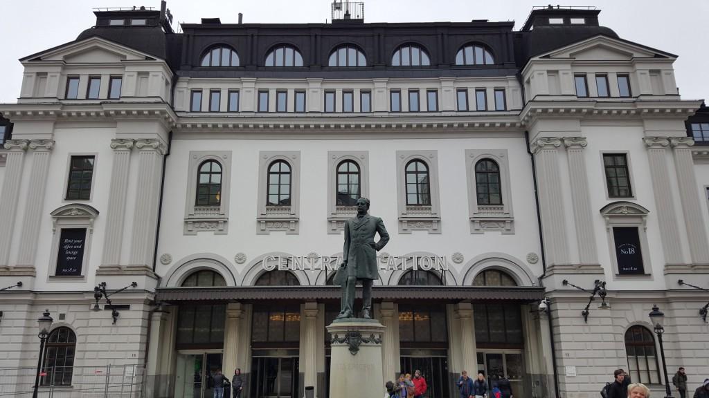 Stockholms Centralstation