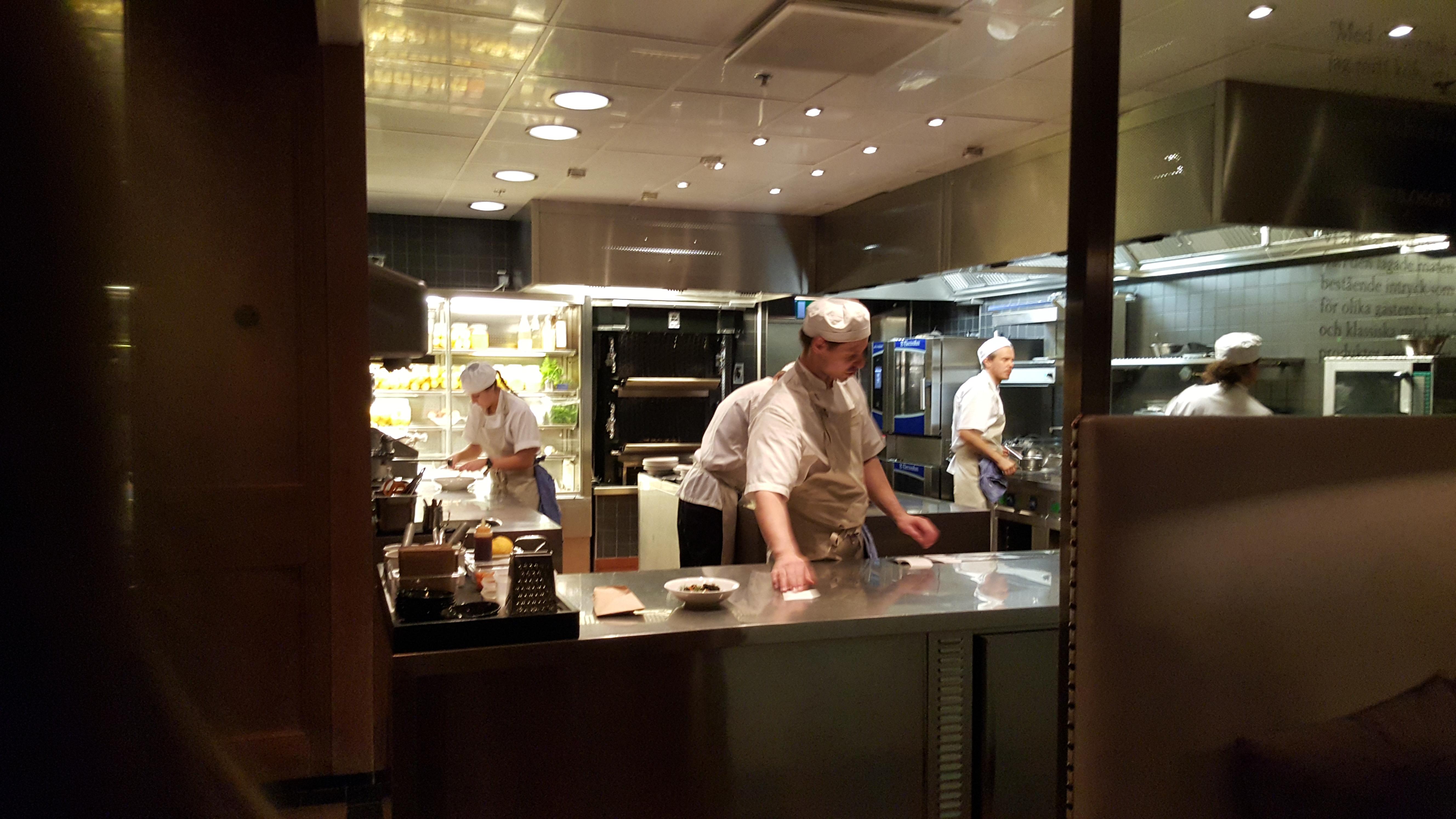 Mathias Dahlgren Mutfağı