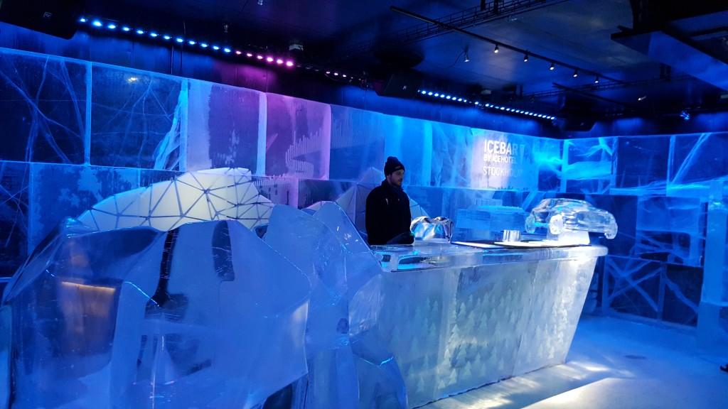 Buzdan bar