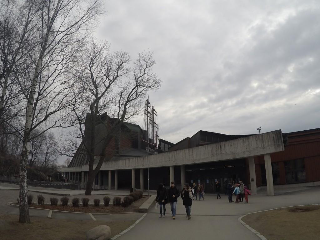 Vasa Müze Girişi