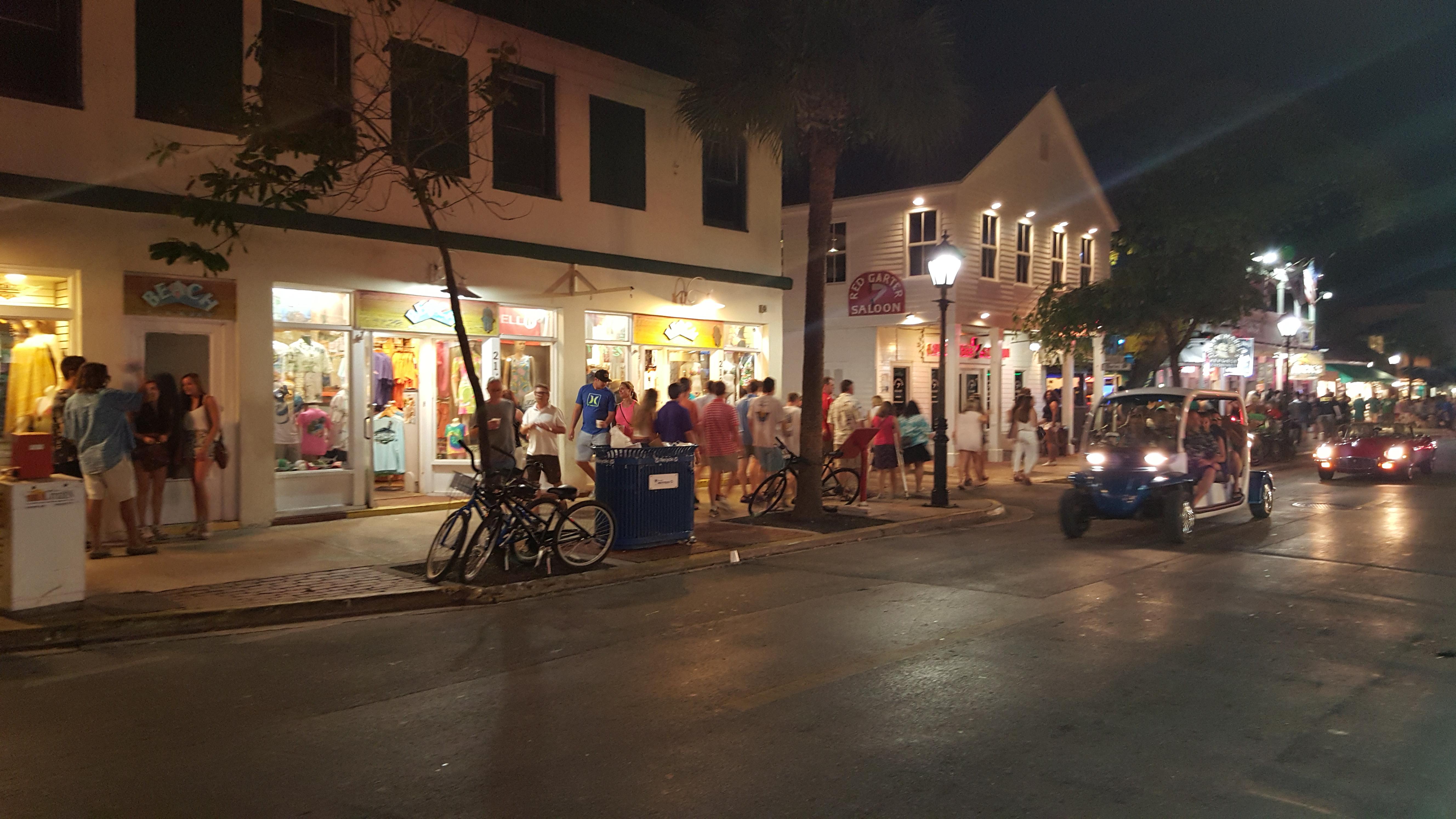 Duval Caddesi