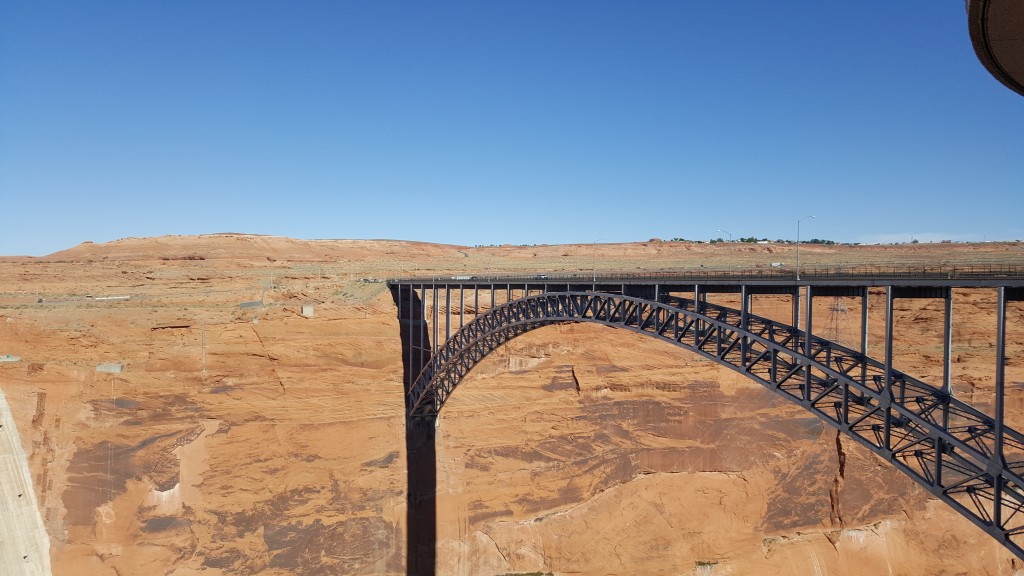 Glen Kanyonu Baraj Köprüsü