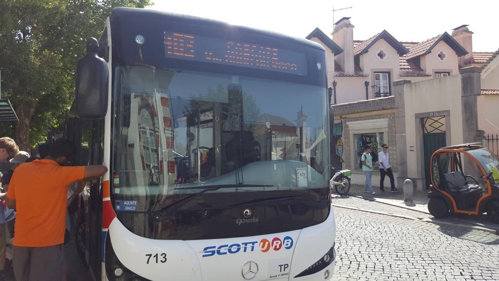 403 nolu otobüs