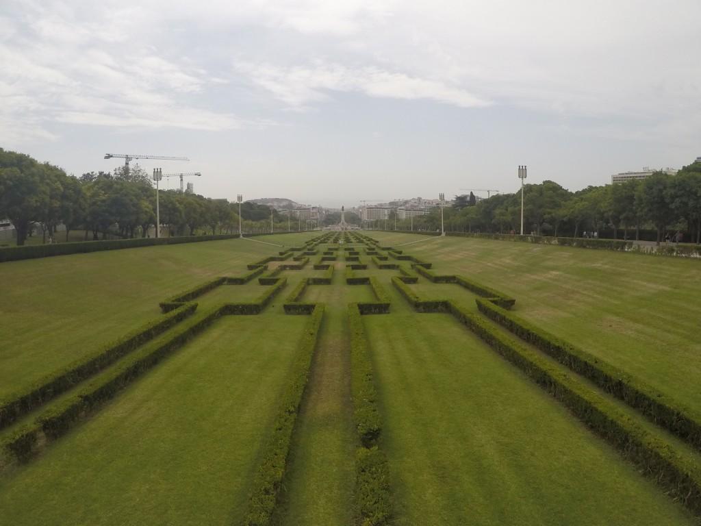 7. Edward Parkı(Parque Eduardo VII)