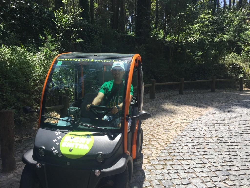 Elektrikli Arabamız