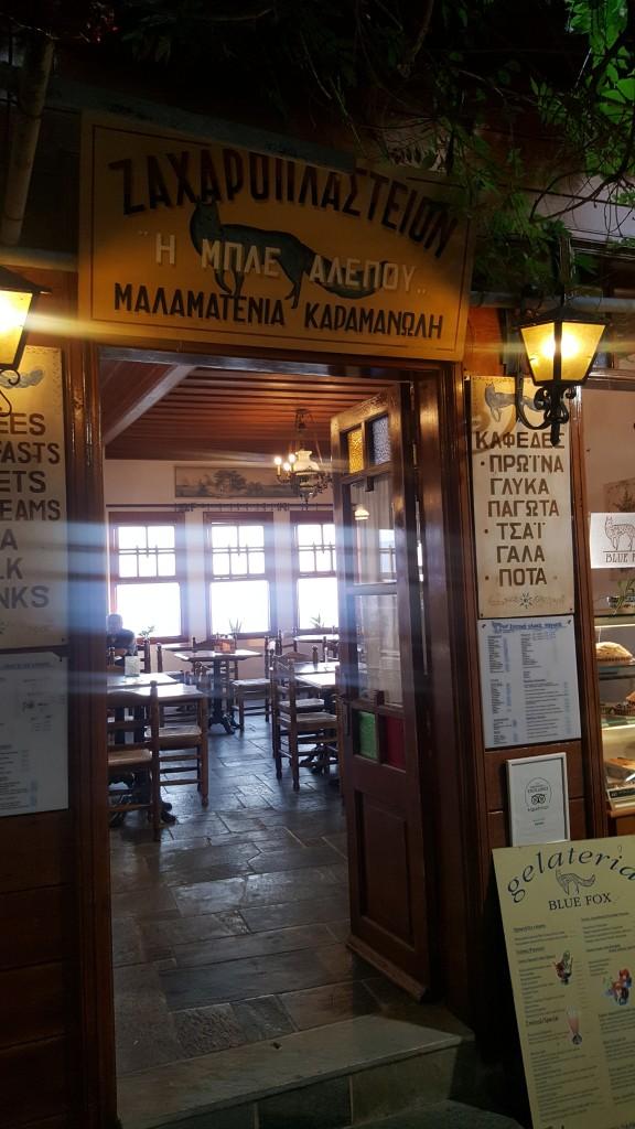 Blue Fox Café